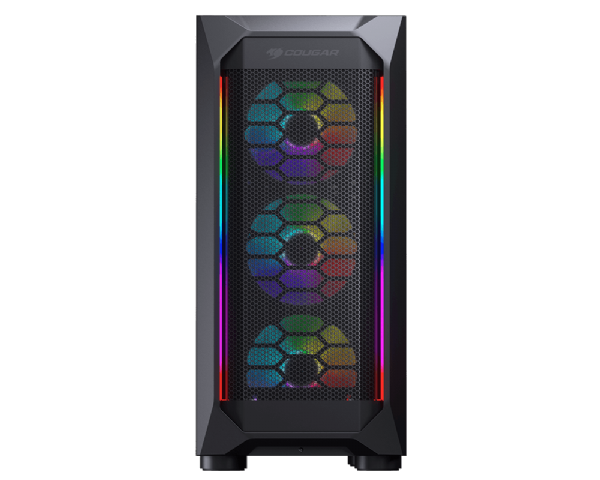 Cougar MX410 Mesh-G RGB Mid Tower Gaming Case